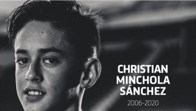 Photo of وفاة مهاجم أتلتيكو مدريد اللاعب كريستيان مينتشولا