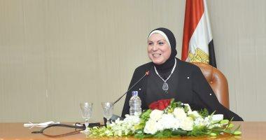 وزيرة-التجارة-تشارك-فى-ندوة-حول-مستقبل-وتحديات-قطاع-الصناعة