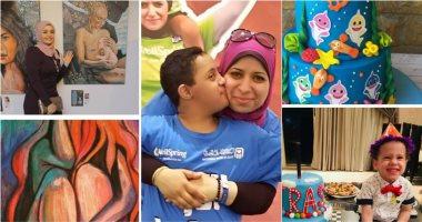 """يوم-المرأة-المصرية.-نساء-رفعن-شعار-""""مش-آخر-الدنيا""""-وحولن-الإحباط-لنجاح"""