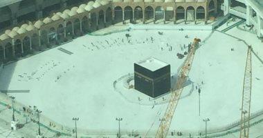 رئاسة-شئون-الحرمين:-تنقية-الهواء-داخل-المسجد-الحرام-9-مرات-يومياً
