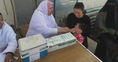 """صحة-أسوان:-الانتهاء-من-تطعيم-91%-من-الأطفال-المستهدفين-خلال-حملة-""""الحصبة"""""""