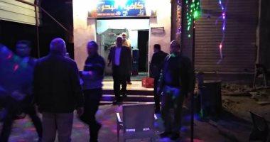 محافظ-الشرقية-يغلق-11-كافية-ومحلًا-تجاريًا-لعدم-التزامهم-بمواعيد-العمل
