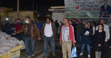 """صور.-نائب-محافظ-الإسكندرية-تتفقد-الشوارع-والأسواق-لمتابعة-تطبيق-إجراءات-مواجهة-""""-كورونا"""""""