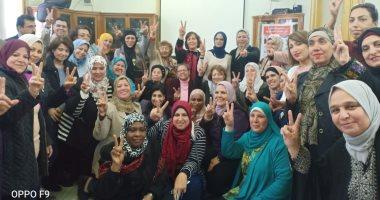 المرأة-الفلسطينية-ترفض-خطة-ترامب-للسلام-فى-اليوم-العالمى-للمرأة