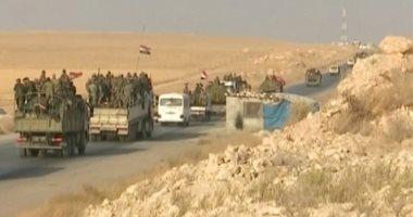 المرصد:-القوات-السورية-تتقدم-فى-إدلب-دون-قتال-مع-الفصائل-المسلحة