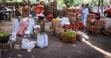 أسعار-الخضروات-اليوم-بسوق-العبور-للجملة.-البصل-بـ3-جنيهات-والخيار-بـ4-جنيهات