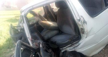 """إصابة-7-أشخاص-فى-حادث-تصادم-على-طريق-""""الإسماعيلية-–-القاهرة"""""""