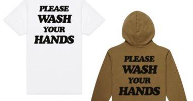 """""""من-فضلك-اغسل-يديك""""-تيشيرت-جديد-من-علامة-أزياء-أمريكية-لمواجهة-كورونا"""