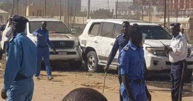 الشرطة-السودانية:-تفجير-موكب-رئيس-الوزراء-حمدوك-تم-عن-بعد-بواسطة-عبوة-ناسفة