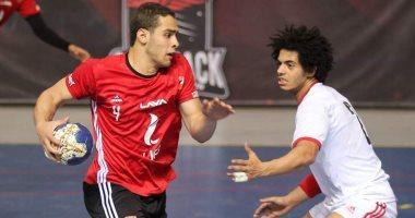 فوز-الأهلى-وطلائع-الجيش-فى-ربع-نهائي-كأس-مصر-لكرة-اليد