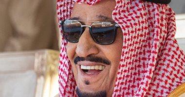 خادم-الحرمين-الشريفين-يستقبل-رئيس-البرلمان-العربى-بمناسبة-انتخابه-لفترة-ثانية
