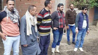 """صورة """" شباب الخير """" تقوم بحملة نظافة شاملة ب """"إطسا"""" المنيا"""