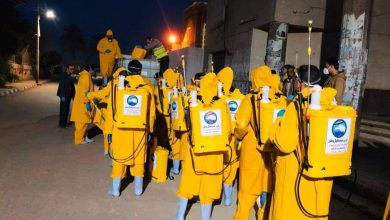 صورة مستقبل وطن المنيا يطلق حملات توعوية ووقائية لمواجهة ازمة كورونا