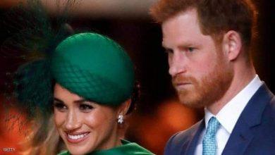 Photo of الأمير البريطاني هاري وزوجته ميغان ماركل عليهما أن يدفعا
