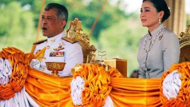 صورة حجر صحي ملوكي ..ملك تايلايند يعزل نفسة مع 20 امرأة في فندق بجنوب ألمانيا
