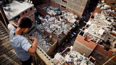 صورة أضحك مع الكورونا مستشار الرئيس للشئون الصحية ,, كثرة القمامة تحد من إنتشار الكورونا