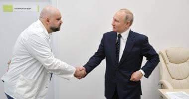 Photo of اصابه كبير الأطباء في مكافحة فيروس كورونا بموسكو بعدوي الفيروس.