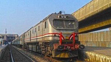 صورة السكة الحديد تعدل مواعيد القطارات من اليوم وإلغاء 50% من الرحلات بسبب الحظر