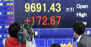 أسهم-اليابان-تغلق-مستقرة-وتهبط-8%-فى-الأسبوع-بفعل-مخاوف-اقتصادية