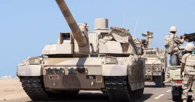 الجيش-اليمنى-يدمر-مخزن-أسلحة-للحوثيين-بمنطقة-صرواح
