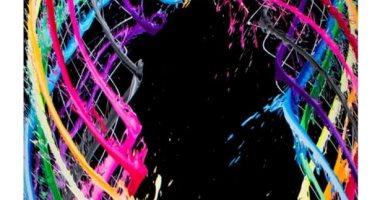 """لون-حياتك.-فنان-كندى-يرسم-بطريقة-""""حط-الألوان-وسيبها-تلون-لوحدها"""""""