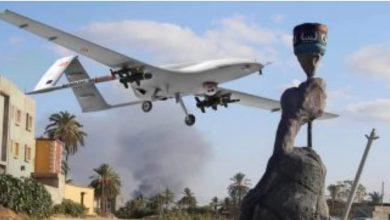 صورة ليبيا.. تركيا تقصف مدينة العجيلات بالصواريخ مى رضا