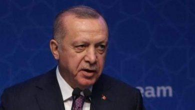 صورة أردوغان حملات تبرع لمكافحة كورونا