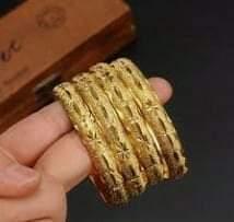 صورة اليوم الخميس: ارتفاع أسعار الذهب إلى 4 جنيهات
