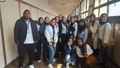 صورة فيتامين( ن) اول حملة اعلاميه من جامعة عين شمس