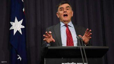 صورة رئيس الخدمات الطبية في أستراليا بريندان ميرفي إصابات كورونا قد تكون 10 ملايين حالة