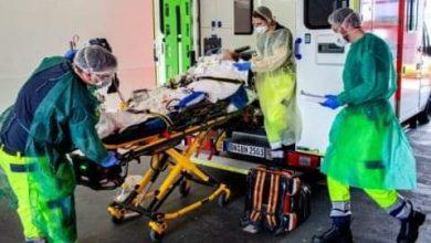"""صورة أكثر من"""" 900″ حالة وفاة بكورونا لليوم الثاني على التوالي فى """"إسبانيا"""""""