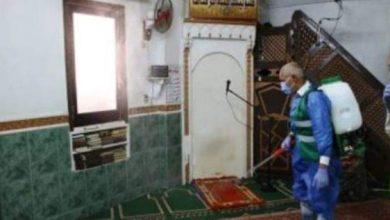 صورة وزارة الأوقاف:لا فتح مساجد قبل زوال محنة كرونا
