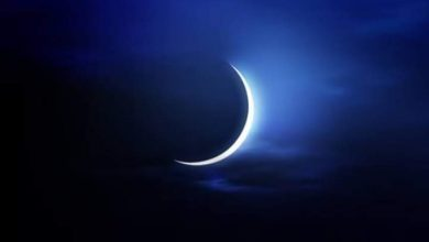 صورة والله بعوده يا رمضان فلكيا : ٢٤ إبريل أول أيام الشهر الفضيل