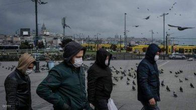 صورة حظر مغادرة المنازل لمن هم فوق سن الـ65تركية