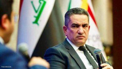 صورة رئيس الحكومة العراقية المكلف عدنان الزرفي يسلم برنامجه الحكومة للبرلمان