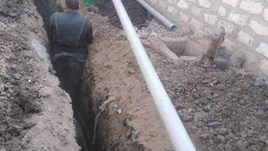 صورة مليون و400 ألف جنيه لمد خطوط مياه الشرب لقرى مركز سمالوط بالمنيا