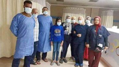 صورة بشرة خير ..تعافي 11 مصاب من كورونا بإسنا بينهم سائح امريكي