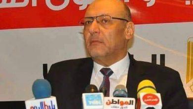 """صورة رئيس حزب """"المصريين"""" يرد على مبادرة أبو شقة بشأن التبرع لـ""""تحيا مصر"""""""