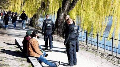 صورة لا تقترب من الآخرين في ألمانيا وإلا تعرضت لغرامة كبيرة