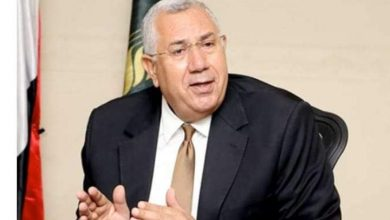 صورة وزير الزراعة يعمق 11 الف منشأه كثيفة العمالة ومخزون القمح يكفي