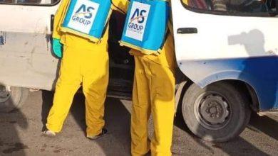 صورة أهالي منطقة العباسية يقومون بعمل وجبات لعمال اليومية ومرضى المستشفيات ومساعدة المتضررين من كورونا