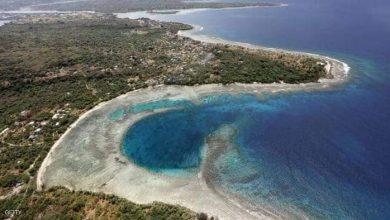 صورة فانواتو المؤلفة من 80 جزيرة تقع في المحيط الهادئ.. بدون كورونا