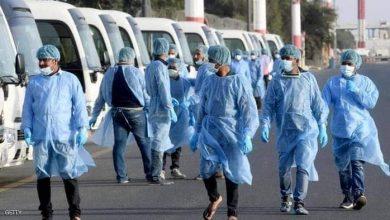 صورة الكويت: تسجل 112 إصابة جديدة بالفيروس.