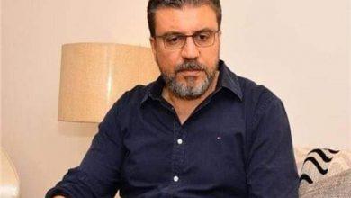 """صورة وفاة حماة الإعلامي """"عمرو الليثي """""""