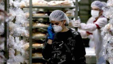 صورة تحذير من (مجاعة) في لبنان بسبب كورونا