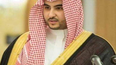 صورة وزير الدفاع السعودى: السعودية ستساهم بـ500 مليون دولار لخطة إنسانية أممية في اليمن