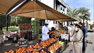 صورة المدينة المنورة توفر سوق مؤقت للخضراوات في العقيق