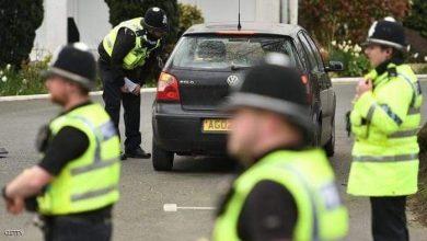 صورة عناصر من الشرطة البريطانية توقف حياة العصابات وتراجع الجرائم