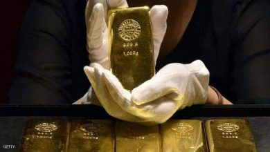 صورة الذهب يصل إلى أعلى سعر خلال 30 يوماً