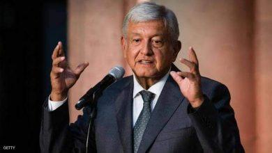 صورة الرئيس المكسيكي أندريس مانويل لوبيز أوبرادورأميركا ستساعدنا في خفض إنتاج النفط